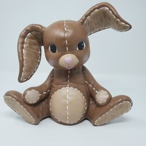 Cute Ceramic Loopy ear  Bunny Rabbit